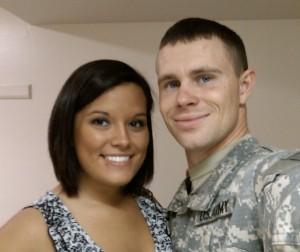 Sabrina & Dustin Pollard (SGT U.S. Army)