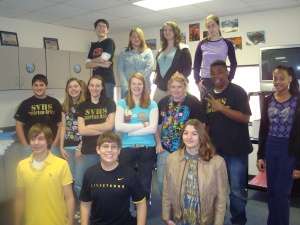 winners from Union County Early College High School