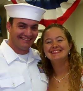 Jeffrey and Dawn Steele