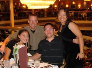 The McLernon family