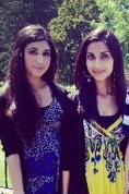 Kinza & Sabrina Shah