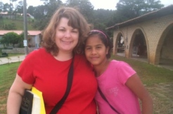 Michelle in Honduras