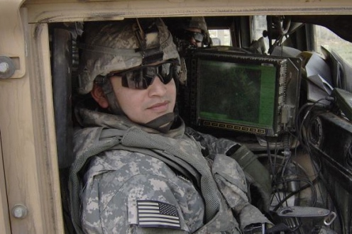 SSG Juan R. Hernandez, U.S. Army June 30, 1982 - October 5, 2009
