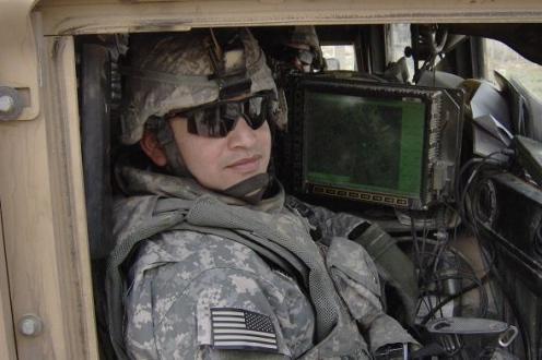 SSG Juan R. Hernandez, U.S. Army June 30, 1982 - October 5, 2009
